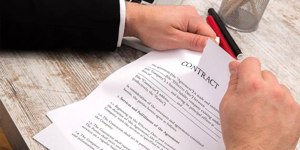 modificacion resolucion contratos rebus sic stantibus
